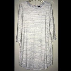 Quarter length sleeve dress!